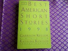 The Best American Short Stories 1998 from American and Canadian Magazines