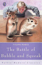 The Battle of Bubble and Squeak (Puffin Modern Classics), Philippa Pearce