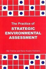The Practice of Strategic Environmental Assessment Paridario, Maria Rosario, The