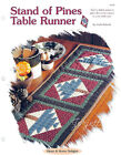 Stand of Pines Table Runner quilt sewing pattern