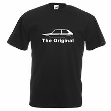 VW Volkswagen T SHIRT GOLF RABBIT AUTO GTI MK1 MARK 1 Dad regalo NUOVO DUB TEE MAGLIETTA
