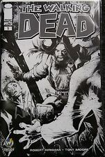 Walking Dead #1 NM Whilce Portacio variant signed