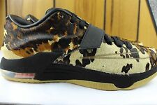 "KD VII Kevin Durant ""LONGHORN STATE"" BLACK SAIL SZ: 8.0 NEW AUTHENTIC RARE"