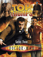 Doctor Who Series 3 (Top Trumps), Moray Laing, New Book
