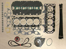 FOR ROVER 114 214 GSI MLS CYLINDER HEAD GASKET BOLTS TIMING BELT WATER PUMP KIT