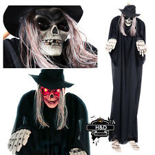 Scary Electric Large Crane Ghost Halloween Decoration Props Own Purchase Battery
