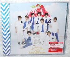 J-POP Hey! Say! JUMP Maji SUNSHINE 2016 Taiwan Ltd CD+DVD (Ver.A)