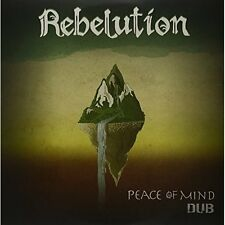 Peace Of Mind Dub On Vinyl Record By Rebelution Reggae Ska & Dub Brand New