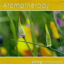 LIVING IN HARMONY : AROMATHERAPY (AROMATHERAPIE) / CD - TOP-ZUSTAND