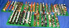 LEGO 12 x Figuren City Town Ritter Space Polizei Kopfbedeckung Haare Zubehör