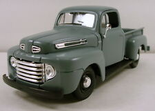 "Maisto 1948 Ford F1 Pickup truck 1:25 scale 7.5"" diecast model car Gray M252"