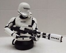 Star Wars First Order Flametrooper Collectible Mini Bust #1387/2000 Gentle Giant
