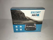Escort Max 360 with 360 Protection and Directional Arrows Radar Detector