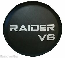 "SpareCover® ABC Series - Dodge Raider 29"" Heavy Black Vinyl Spare Tire Cover"