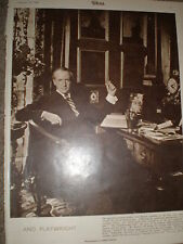 Photo article photographer and new playwright Cecil Beaton 1949 ref K