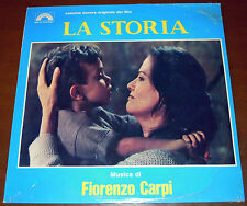 LP FIORENZO CARPI La storia OST (Cinevox 86) Cardinale Comencini SEALED!