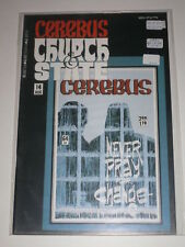 Cerebus Church & State #14 VF Aardvarkvanaheim Aug 1991