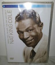 DVD NAT KING COLE - WHEN I FALL IN LOVE  NUOVO - NEW