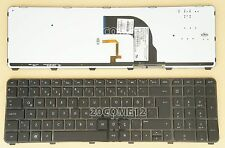 NEW for HP dv7t-7200 dv7t-7300 dv7-7200et Keyboard Backlit Turkish Klavye Türk