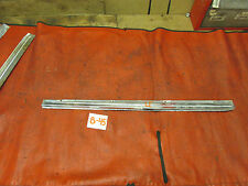 MGB GT, Original Left Lower Quarter Window Finisher Moulding, GC!!