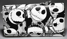 DISNEY NIGHTMARE BEFORE CHRISTMAS JACK SKELLINGTON ALL PRINT WALLET NWT ORIGINAL