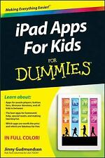 NEW - iPad Apps For Kids For Dummies by Gudmundsen, Jinny