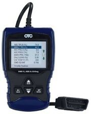 OTC  #3209  OBD II, ABS, and Airbag Scan Tool