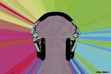Steez : Headphones - Maxi Poster 61cm x 91.5cm (new & sealed)