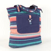 Roxy Women's Day Sailor Zip Shoulder Bag - AW15: Peacoat