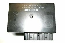 VW LUPO 1.4 CONVENIENCE WINDOW CENTRAL LOCKING CONTROL MODULE CCM 1C0 962 258 J