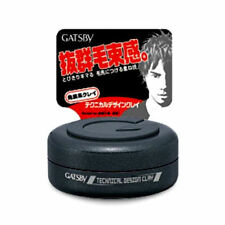 Mandom Gatsby Hair Wax Technical Design Clay 30g