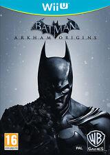 Batman: Arkham Origins (Nintendo Wii U, 2013)