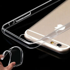 Soft Crystal Clear Transparent Soft Silicone TPU Case For iPhone 6 Plus/6S Plus