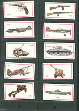 Battle Picture Weekly - Weapons of World War 11 (USSR) - Complete Set