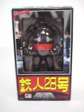 Brown Tetsujin 28 Chogokin by Marmit metal diecast robot NEW