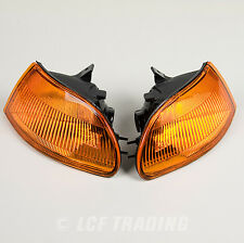 """JDM"" Amber Corner Lights for 92-95 Honda Civic 4 Door Sedan QTY=2 CCJ.2024.92"