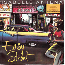 "7"" 45 TOURS FRANCE ISABELLE ANTENA ""Easy Street / Magic Words"" 1986 DISCO/FUNK"