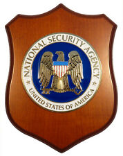 CREST NSA - NATIONAL SECURITY AGENCY - U.S.A.