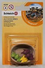 42240  Fruit Feed Set  Schleich Anywhere is a Playground
