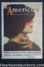 American Mar 1935 Philip Wylie, Tom Gill, Kathleen Norris