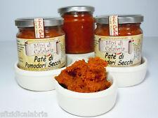 Patè Crema di Pomodori Secchi i in olio 190gr - Prodotti tipici calabresi