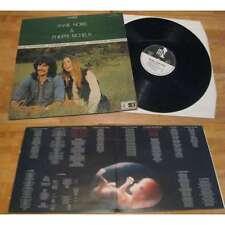 ANNIE NOBEL & PHILIPPE RICHEUX-Chroniques Terriennes Rare French Folk Prog LP