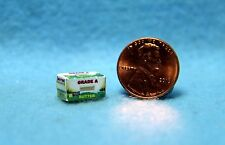 Dollhouse Miniature Box of Stick Butter for your Kitchen ~ HR54226