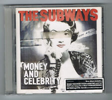 THE SUBWAYS - MONEY AND CELEBRITY - CD 12 TRACKS - 2011 - NEUF NEW NEU