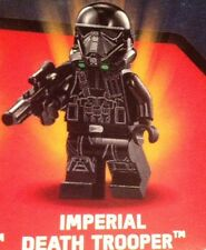 Lego 75156 Star Wars Imperial Death Trooper minifigure(only)NEW