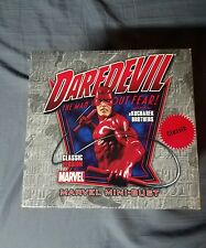 Bowen Designs Daredevil Bust Classic Red  Marvel Bust Statue Nib