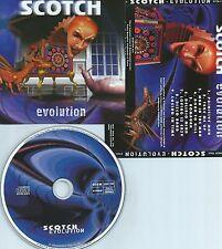 SCOTCH-EVOLUTION-1985-REMASTERED IN 2002-GERMANY-SONOPRESS  ETCD-11009-CD-NEW-