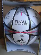 adidas Champions League Final Milano Official Match Soccer Ball AC5487