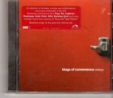(GA787) Kings Of Convenience, Versus - 2001 CD