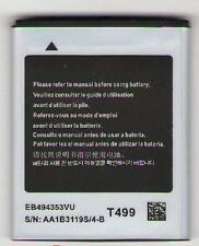 NEW BATTERY FOR SAMSUNG T499 SGH DART T-MOBILE SGH i857 DOUBLE TIME AT&T